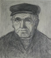 1310 Portret Opa Leetink
